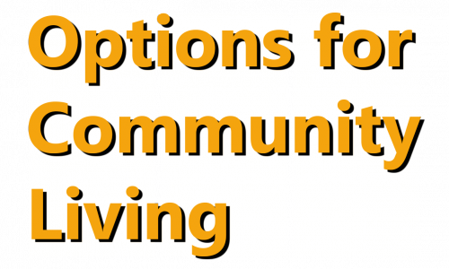 Options for Community Living