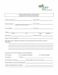 Financial Assistance Application_Page_1