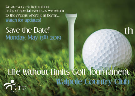 2019 Life without Limits Golf Tournament | United Cerebral Palsy of